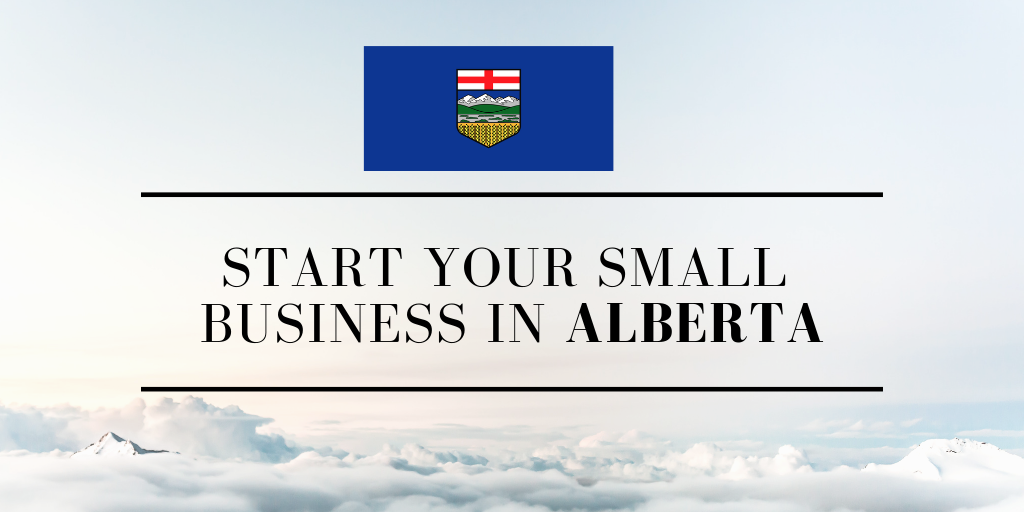 Starting a small business in Alberta