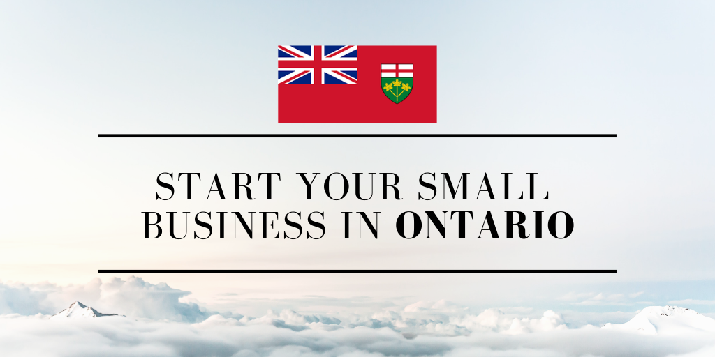 Starting a Small Business in Ontario