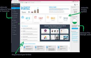 Startup Platform Demo