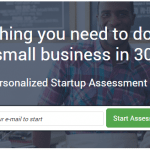 Small Business Startup Assessment Tool