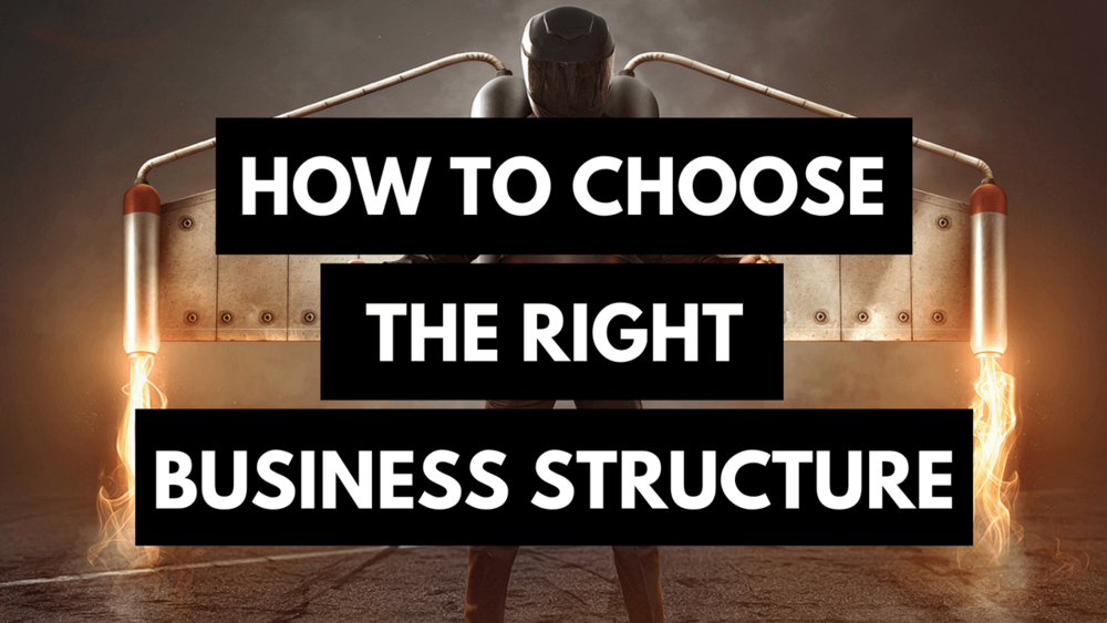 Business Structures In Canada