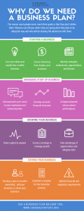 Why You Need A Business Plan Infographic
