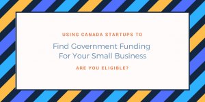 `Finding Government Funding Programs