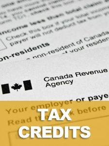 tax credits programs