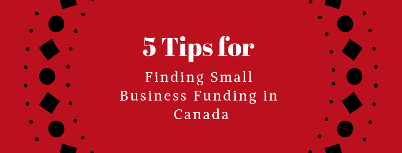 small business funding in canada