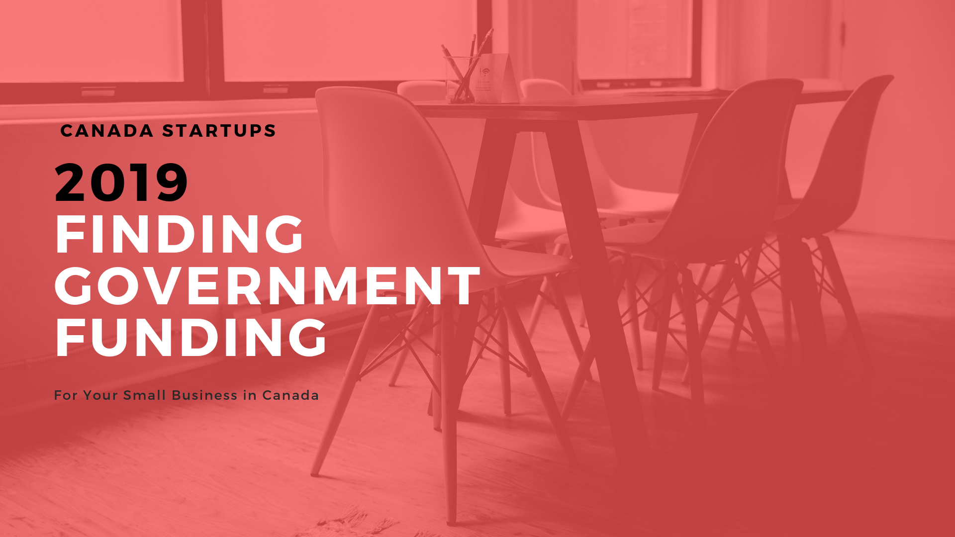 Finding Government Funding in Canada