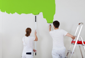 government funding for painting company