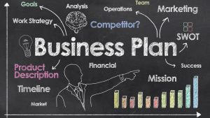 business plan is critical