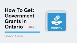 get government grants
